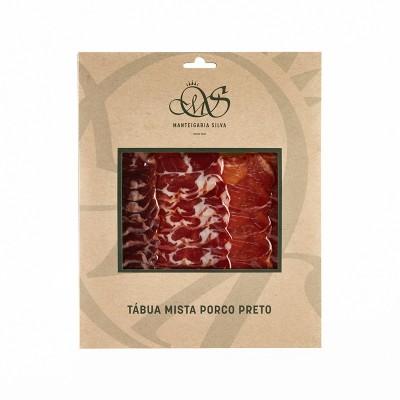 Tábua Mista de Porco Preto 150gr