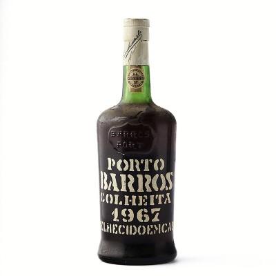 1967 Porto Barros Colheita Envelhecido em Casco