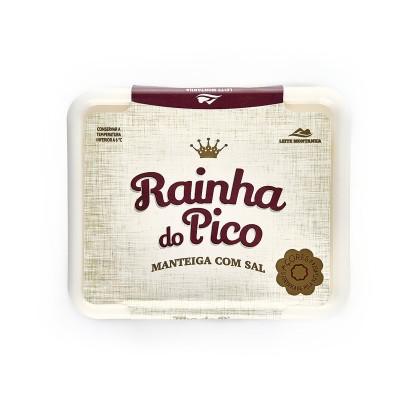 Manteiga Rainha do Pico 500gr