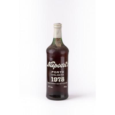 1978 Porto Niepoort Colheita